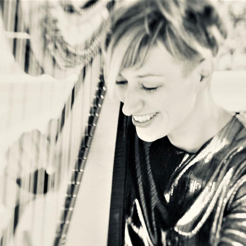 Musician - Jemima Phillips Harpist