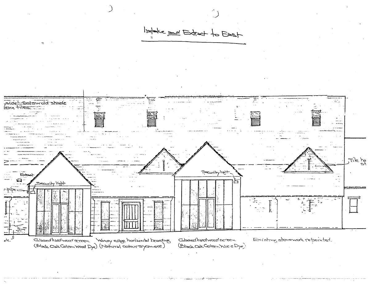 Planning Permission Sketch