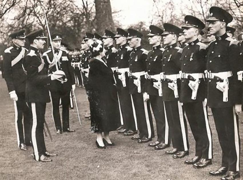 Queens Dragoon Guards